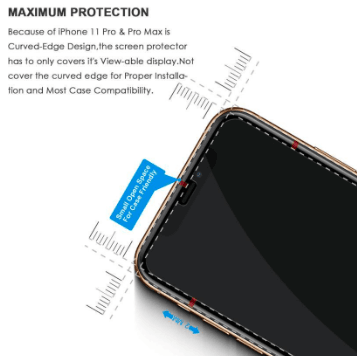 Maximum Protection for iPhone