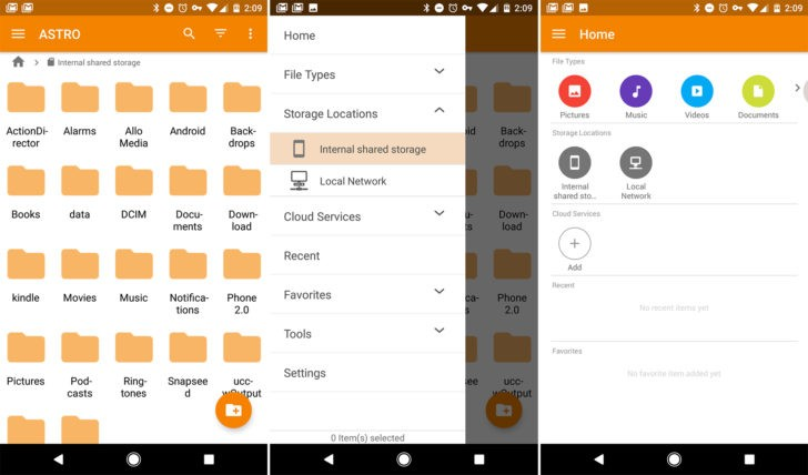 Best File Manager Apps for Android 2017